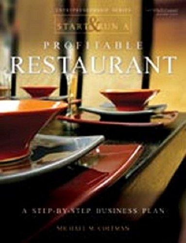 9788172247546: Start and Run a Profitable Restaurant