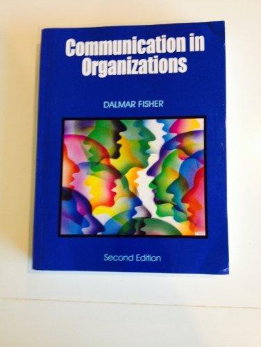 9788172247812: Communication in Organizations
