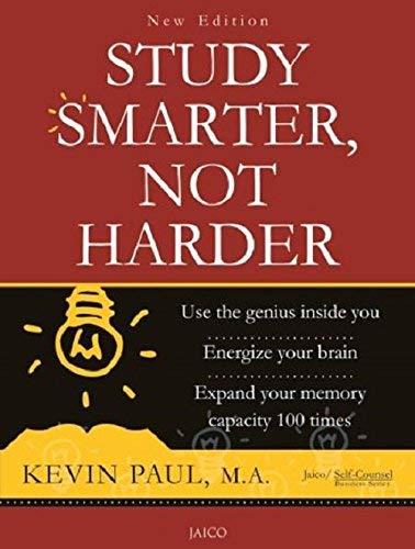 Study Smarter, Not Harder: Kevin Paul