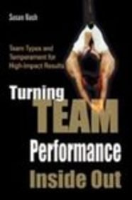 9788172248123: Turning Team Performance Inside Out