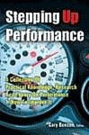 9788172248581: Stepping Up Performance