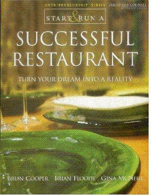 9788172249632: Start and Run a Profitable Restaurant