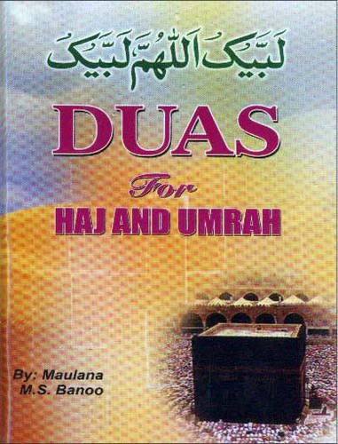 9788172311810: Duas for Haj and Umrah