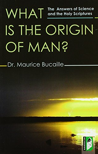 9788172312930: What is the Origin of Man?