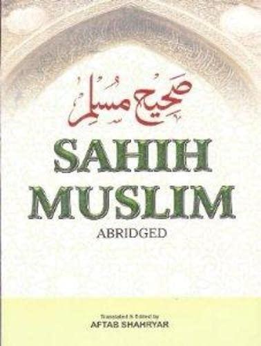 Sahih Muslim: Shahryar A.