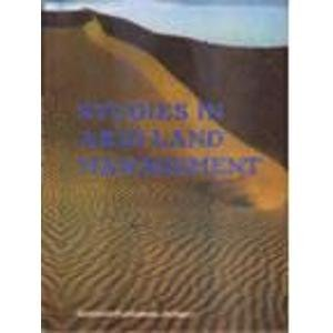 Studies In Arid Land Management: T.S. Chouhan