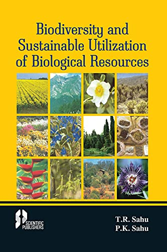 9788172333621: Biodiversity and Sustainable Utilization of Biological Resource