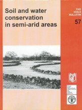 Soil and Water Conservation in Semi-Arid Areas: FAO
