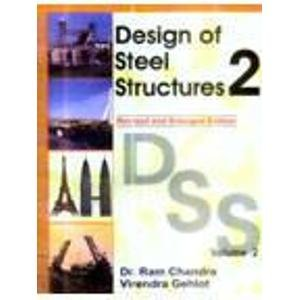9788172334543: Design of Steel Structures: v. 2