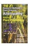 9788172334703: Research Methods in Plant Sciences: Plant Physiology Vol. 5: Allelopathy