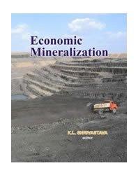 Economic Mineralization (Hardback): K.L. Shrivastava