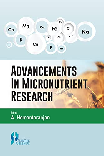 Advancements in Micronutrient Research: A Hamantaranjan