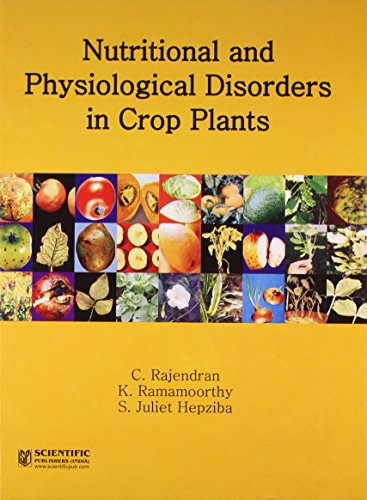 9788172336066: Nutritional and Physiological Disorders in Crop Plants