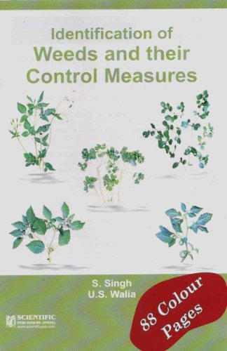 9788172336103: Identification of Weeds and Their Control Measures