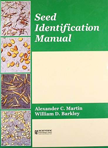 9788172336226: Seed Identification Manual
