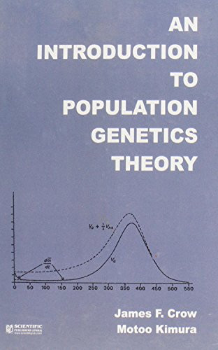 An Introduction to Population Genetics Theory: James F. Crow,Motoo Kimura