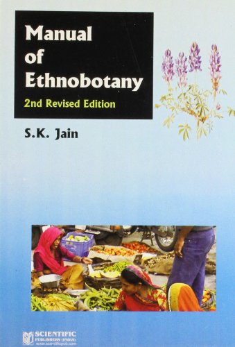 9788172336530: Manual of Ethnobotany