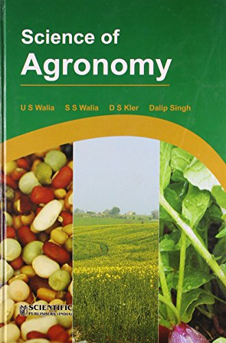 Science Of Agronomy: Walia U.S.