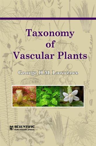 9788172337261: Taxonomy of Vascular Plants
