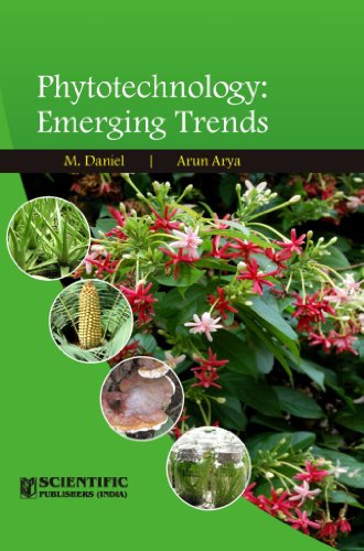 Phytotechnology: Emerging Trends: M. Daniel and