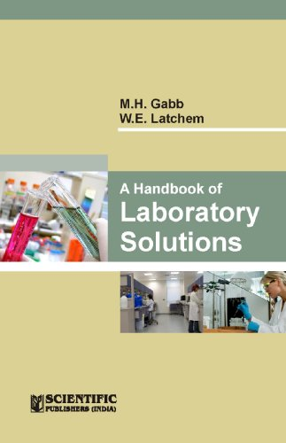 9788172338060: A Handbook of Laboratory Solutions