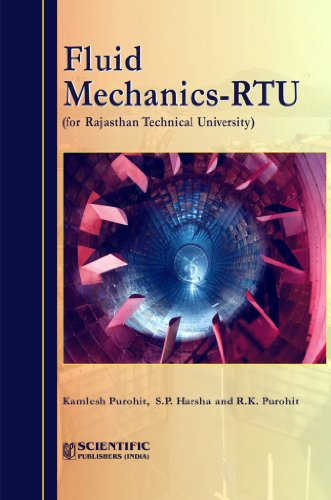 Fluid Mechanics-RTU (for Rajasthan Technical University): Kamlesh Purohit,S.P. Harsha,R.K. Purohit