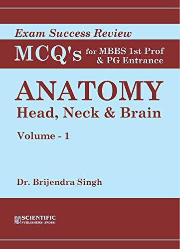 Anatomy: Head, Neck and Brain (Exam Success: Brijendra Singh