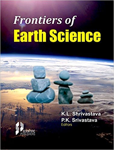 9788172339296: Frontiers of Earth Science