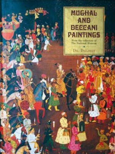 9788172340155: Mughal and Deccani Paintings: From the Collection of the National Museum
