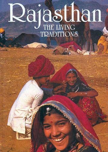 Rajasthan : The Living Traditions: Komal Kothari; Dharmendra