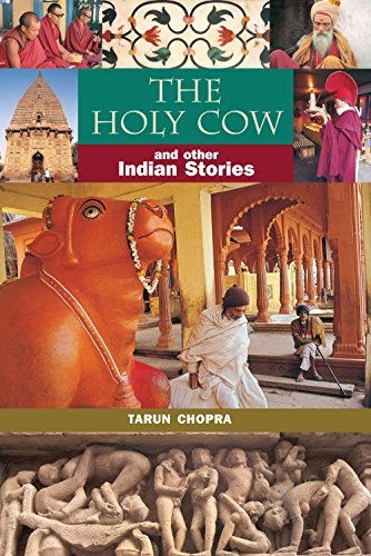 9788172340421: The Holy Cow And Other Indian Stories