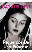 9788172341237: Recuerdos De Una Princesa (Spanish Edition)