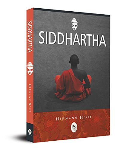 Siddhartha An Indian Tale- Fingerprint: HERMANN HESSE
