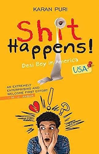 Shit HappenS: Desi boy in America: Karan Puri