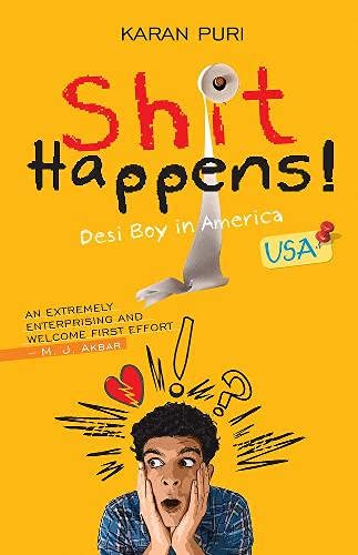 Shit HappenS: Desi boy in America: Karan Puri