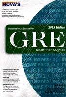 9781889057590 Gre Math Prep Course Novas Gre Prep Course