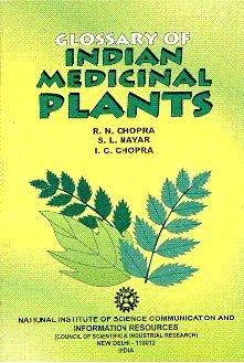 Glossary of Indian Medicinal Plants: Second Supplement: L.V. Asolkar; etc.;