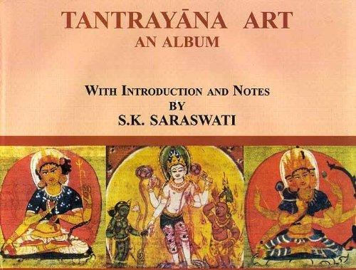 9788172361365: Tantrayana Art ; An Album