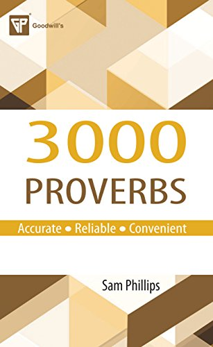 3000 Proverbs: Sam Phillips