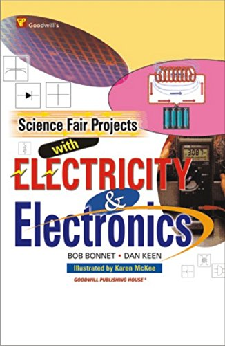 9788172451103: Science Fair Projects with Electricity and Electronics