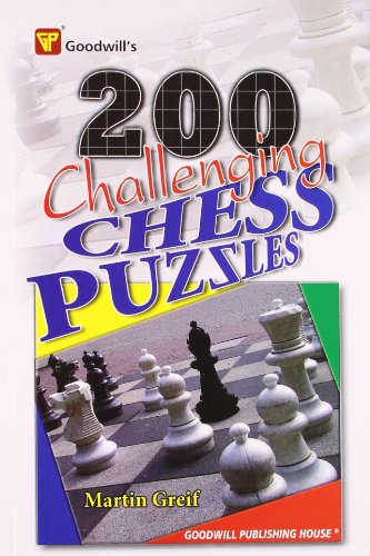 9788172451127: 200 Challenging Puzzles