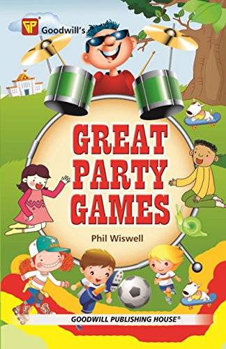 Great Party Games: Phil Wiswell