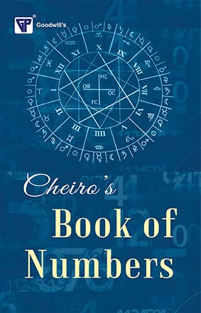 9788172451318: Cheiro's Book of Numbers