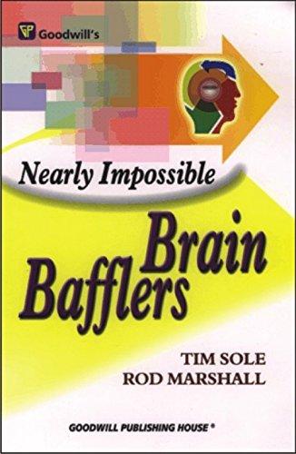 9788172451479: Nearly Impossible Brain Bafflers