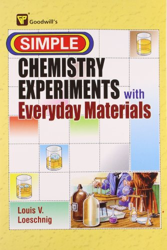 9788172451486: Simple Chemistry Experiments with Everyday Materials
