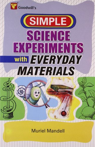 Science Experiments with Everyday Materials (8172451520) by Muriel Mandell