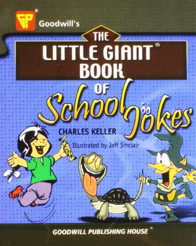 9788172452940: The Little Giant Book of Jokes