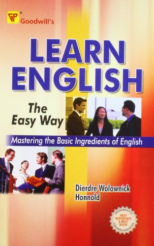 Learn English - The Easy Way: Dierdre Wolownick Honnold
