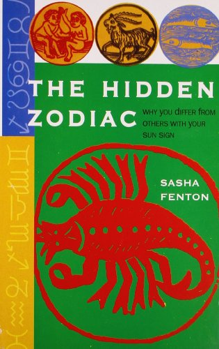 9788172453114: The Hidden Zodiac