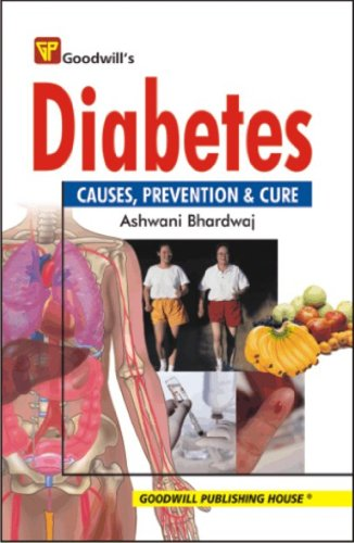 9788172453190: Diabetes: Causes, Prevention and Cure